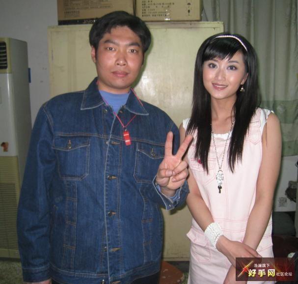 京 写真图片 山东电视综艺频道的签约主-山东综艺主持人 山东综艺